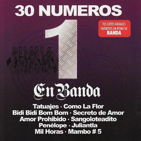 Bidi Bidi Bom Bom Mp3 Song Download 30 Numeros 1 En Banda Bidi Bidi Bom Bom Song By Banda El Grullo On Gaana Com