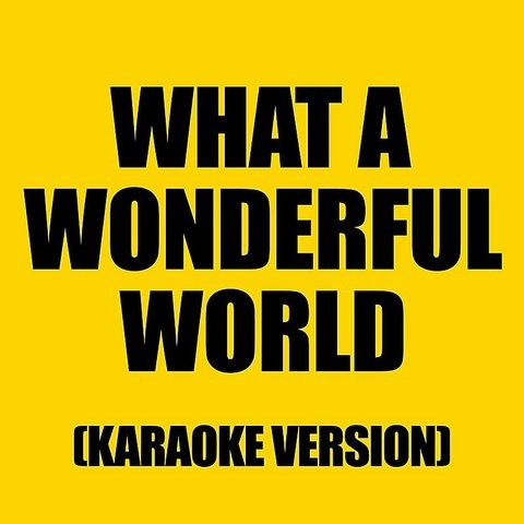 What A Wonderful World Originally Performed By Michael Buble Mp3 Song Download What A Wonderful World Karaoke Version What A Wonderful World Originally Performed By Michael Buble Song On Gaana Com