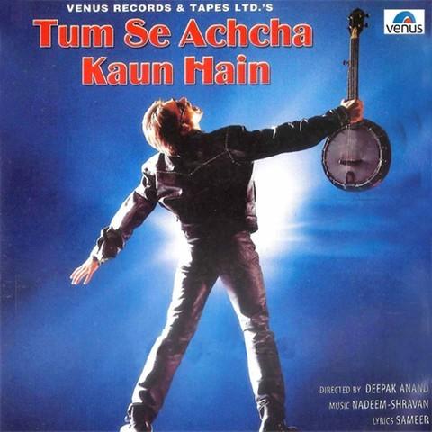 Ankh Hai Bhari Bhari-Female MP3 Song Download- Tum Se Achcha
