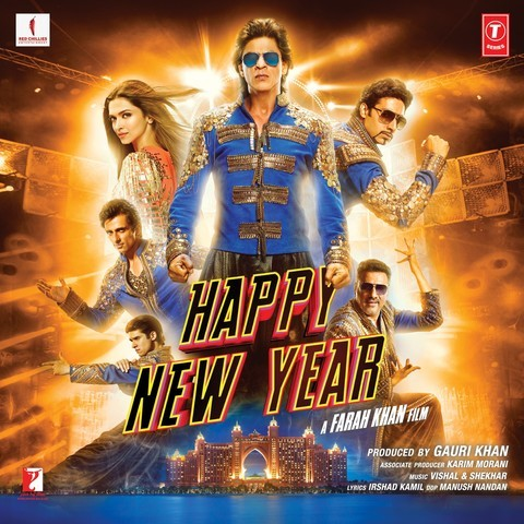 India Waale MP3 Song Download- Happy New Year India Waale