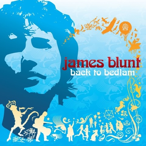 You're Beautiful MP3 Song Download- Back to Bedlam You're Beautiful Song by  James Blunt on Gaana.com