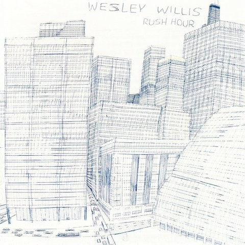 The Wesley Willis Fiasco Mp3 Song Download Rush Hour The Wesley Willis Fiasco Song By Wesley Willis On Gaana Com