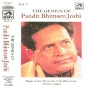 The Genius Of Pandit Bhimsen Joshi Songs