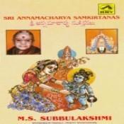 Subbulakshmi - Sri Annamacharya Songs