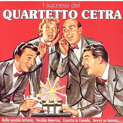 mp3 quartetto cetra