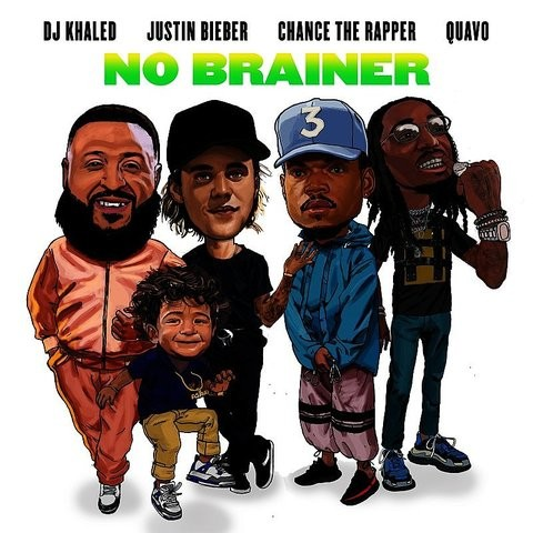 dj khaled no brainer mp3 download