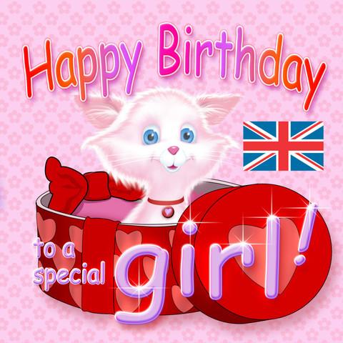 Happy Birthday To The Birthday Girl Mp3 Song Download Happy Birthday To A Special Girl Happy Birthday To The Birthday Girl Song By Ingrid Dumosch On Gaana Com