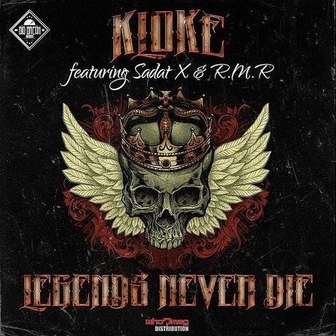 Legends Never Die Album Buy Now on Soundike