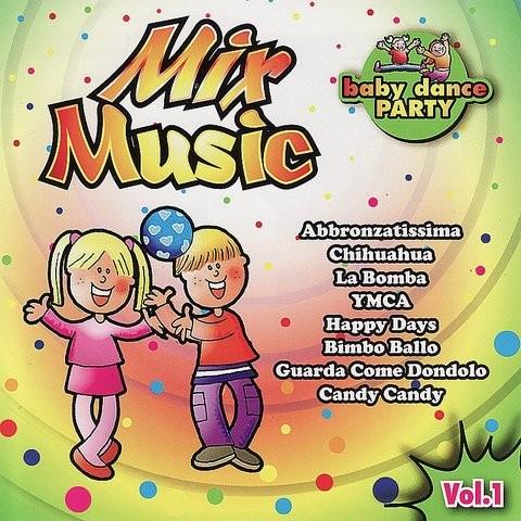 Il Ballo Del Qua Qua Mp3 Song Download Music Mix Vol1 Baby Dance