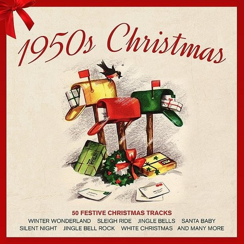 Jingle Bell Rock (Remastered) MP3 Song Download- 1950's Christmas Jingle Bell Rock (Remastered ...