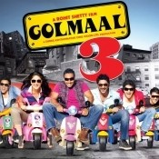 Golmaal 3 Songs