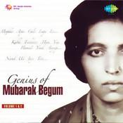 Genius Of Mubarak Begum Songs