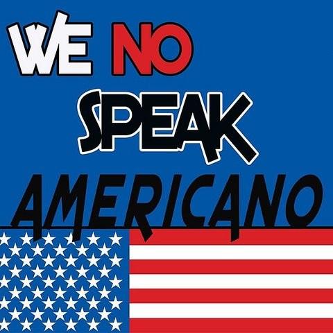 Cwmike we no speak americano (remix) free download by cwmike.