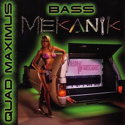 Sine Sweep (20Khz-20Hz) MP3 Song Download- Quad Maximus Sine