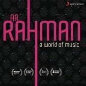 A.R. Rahman - A World Of Music