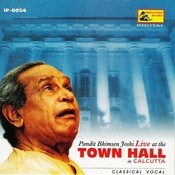 Live At The Town Hall, Calcutta. Songs