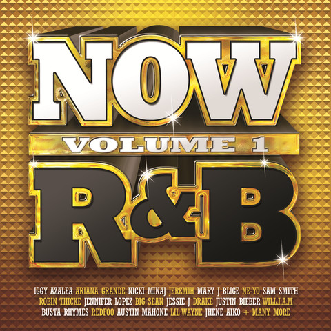 All I Ever Need MP3 Song Download- Now R&B Volume 1 All I