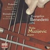 Prokofiev & Shostakovich: Sonatas For Cello And Piano Songs