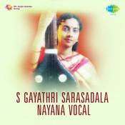 S Gayathri - Sarasadala Nayana (vocal)