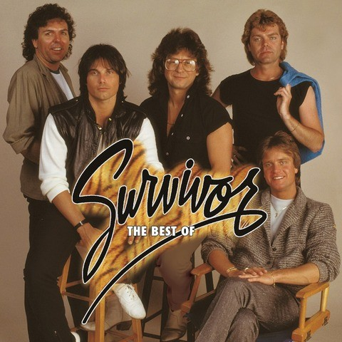 Ever Since the World Began MP3 Song Download- The Best Of Survivor Ever Since the World Began ...