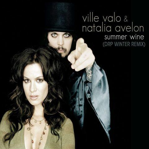 ville valo ft. natalia avelon summer wine free mp3