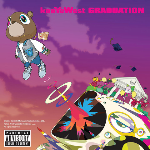 Good Morning Mp3 Song Download Graduation Good Morning Song By Kanye West On Gaana Com