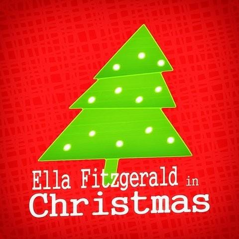 Jingle Bells MP3 Song Download- Ella Fitzgerald In Christmas Jingle Bells Song by Ella ...