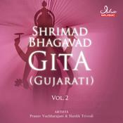 Bhagavad Gita (Gujarati) - Vol. 2 Songs