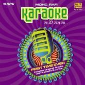 Gaa Mere Sang Gaa Karaoke Hits Of Mohd Rafi Cd 2 Songs