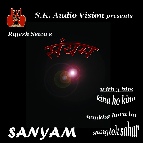 Gangtok Sahar MP3 Song Download- Sanyam Gangtok Sahar Nepali Song by