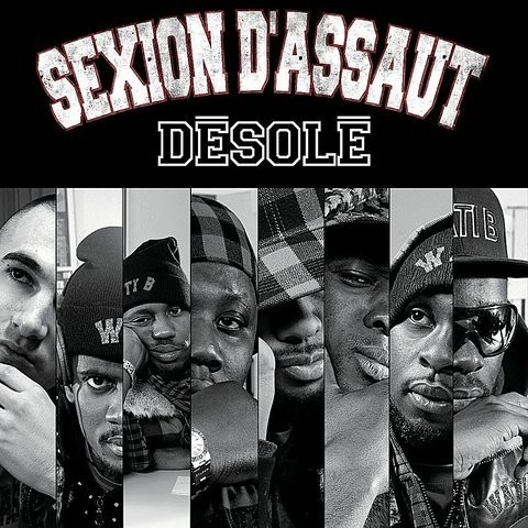 music sexion dassaut désolé mp3