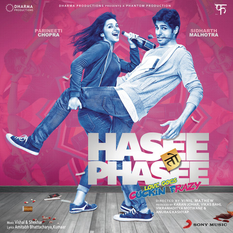Drama Queen MP3 Song Download- Hasee Toh Phasee (Original Motion