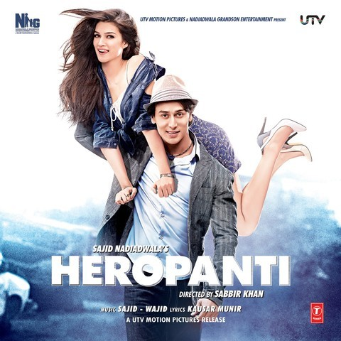 The Pappi Song MP3 Song Download- Heropanti The Pappi Song Song by
