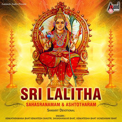 Sri Lalitha Sahasranamam By Ms Subbulakshmi Mp3 Free Downloadgolkes