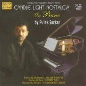 Candle Light Nostalgia On Piano By Pulak Sarkar