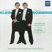 Schumann: Piano Concerto; Dvorak: Symphony No.8 Songs