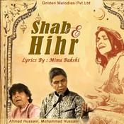 Shab E Hihr Songs