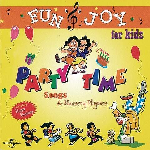 Birdie Dance MP3 Song Download- Party Time Songs & Nursery ...