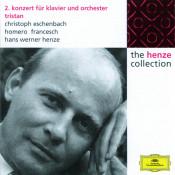 Henze: Concerto No. 2/Tristan/2 Ballet Variations/3 Tientos Songs