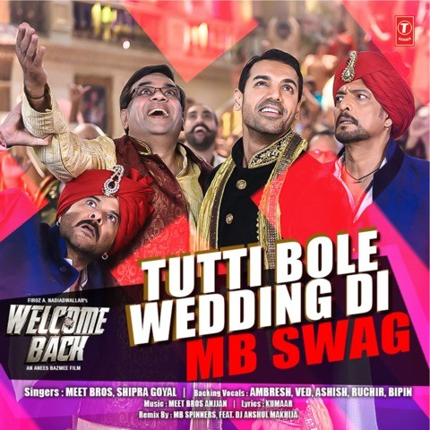Welcome Back Remix Songs Download: Welcome Back Remix MP3 Songs Online ...