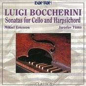Boccherini: Sonatas For Cello And Harpsichord Songs