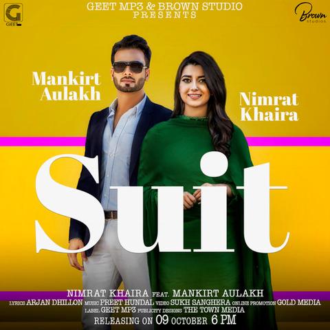 Suit MP3 Song Download- Suit Suit Punjabi Song by Nimrat