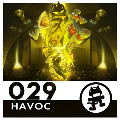 Gorilla Glue MP3 Song Download- Monstercat 029 - Havoc