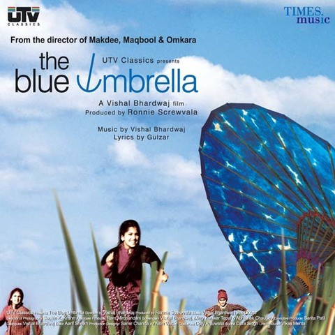 Aasmani Chhatri MP3 Song Download- The Blue Umbrella Aasmani
