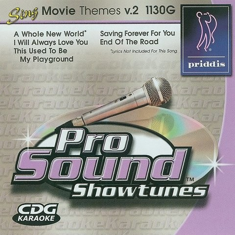 Karaoke: End Of The Road MP3 Song Download- Sing Movie Themes, Vol 2