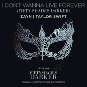I Don't Wanna Live Forever (Fifty Shades Darker) Song
