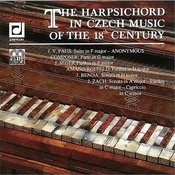 Harpsichord In Czech Music Of The 18th Century Songs