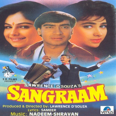 Udte badal se poocha lyrics | sangram (1993) songs lyrics | latest.