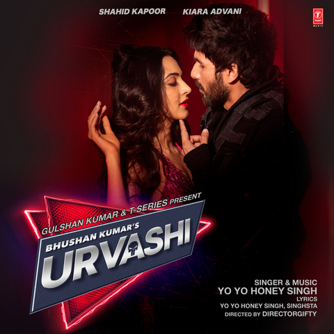Urvashi MP3 Song Download- Urvashi Urvashi Song by Honey