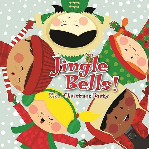 Jingle Bells MP3 Song Download- Jingle Bells: Kids' Christmas Party Jingle Bells Song by Don ...
